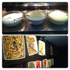 Tre smaker yoghurt og massevis av godt tilbehør. Musli blir aldri det samme igjen.
