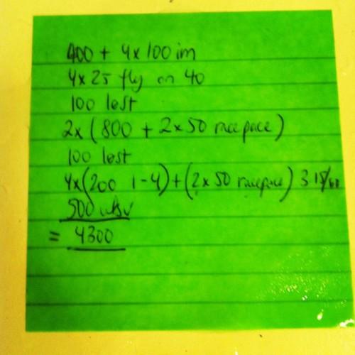 svømmeprogram 3