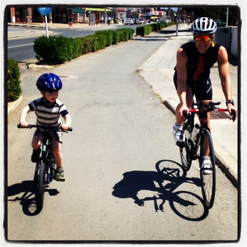 Sykkeltur i Ayia Napa