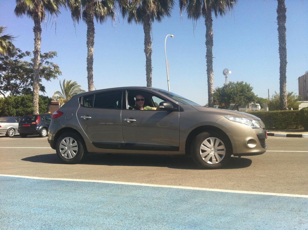 Leie bil på Kypros