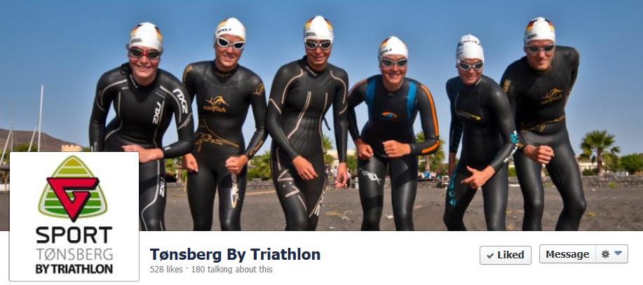 Følg G-Sport Tønsberg By Triathlon på Facebook for oppdateringer og informasjon om konkurransen den 17. august.