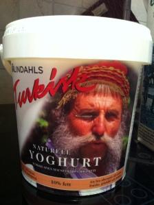 Den beste yoghurten! Og 10 % fett kommer godt med :-)