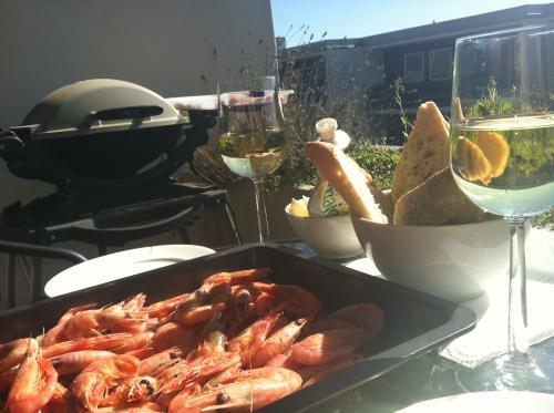 God mat og godt drikke har det blitt mye av i sommer. Vin nesten hver dag faktisk, er heldigvis tilbake i en litt mer normal rytme nå :-)