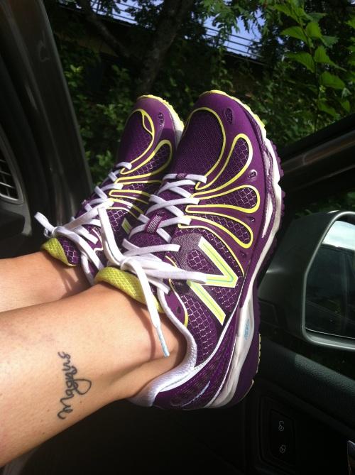 Veldig gode å ha på, kule farger og raske å løpe i. Alt jeg trenger i en løpesko. New Balance 890 anbefales. Og nei, jeg er ikke sponset!