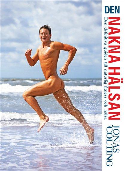 Forsiden på Coltings bok er ikke til å ta feil av. Her for du alt du trenger å vite om den nakne helsen! Foto: Nicotext.