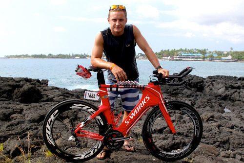 Jojje startet med triatlon i 2005 og kvalifiserte seg til Hawaii i 2012. Foto: Eventyr AB.