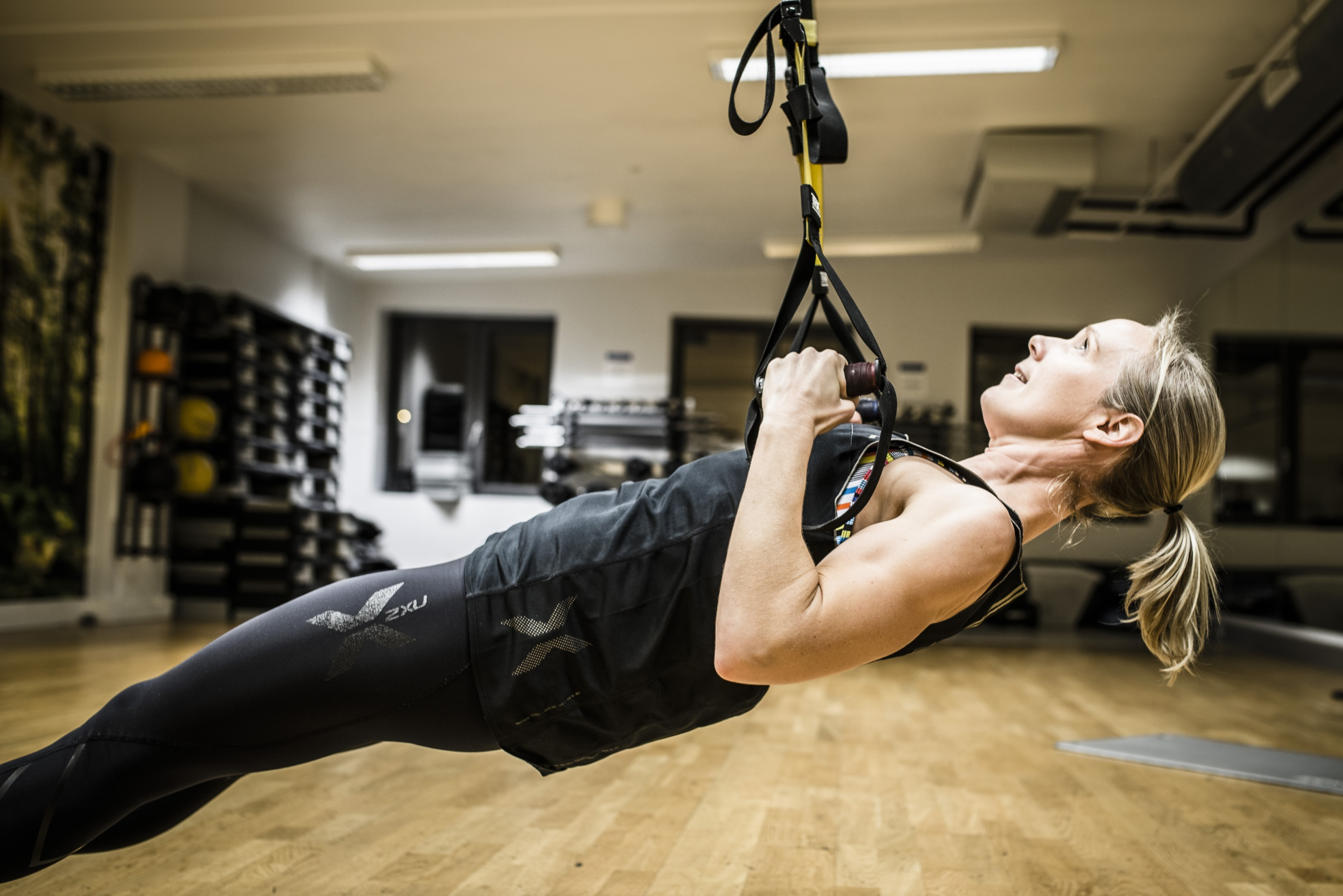 trening styrketrening hvordan trene med slynge