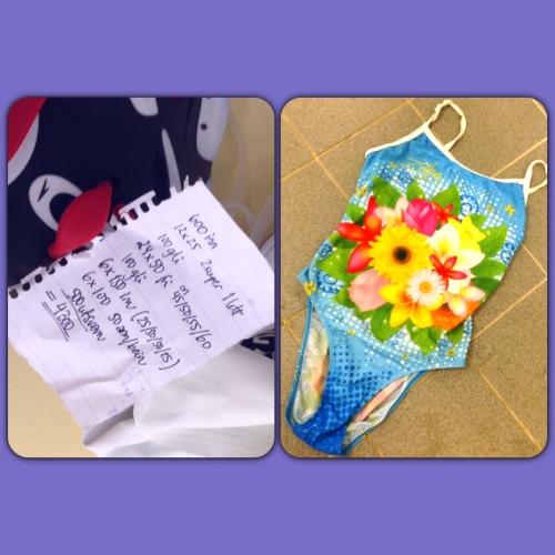Når vinterdepresjonen slår inn hjelper det godt med et bra program (takk Erlend!) og en funky swimsuit fra Zealous.