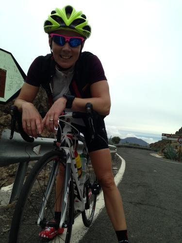 Det ble mange timer på sykkelen de to siste ukene. De 640 km inngår ikke i 2013-regnskapene, men jeg håper de vil gi resultater for 2014-sesongen!