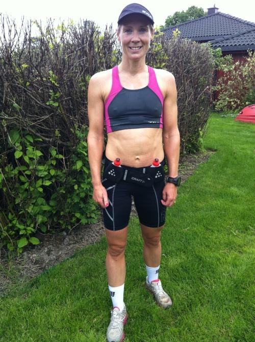 Min lengste løpetur i fjor løp jeg i Holmestrand på en varm junidag. 22 km ble turen og 100 minutter tok det.