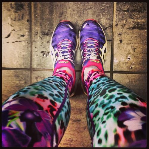 Jeg har prøvd tightsen på styrketrening, coretrening og løpetrening. Mer enn godkjent. To tomler opp!