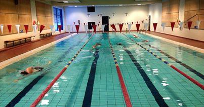 Annenhver fredag frem til påske skal jeg være svømmetrener for en blid gjeng triatleter på Kolsås. Inspirerende og utfordrende på en gang :-)