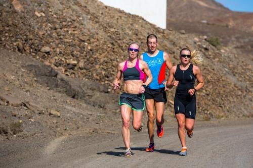 Mange kvier seg for å trene styrke, men jeg har god erfaring med det. Hadde aldri fått disse løpebeina uten! Foto: Dag Oliver/relaxedsports.com
