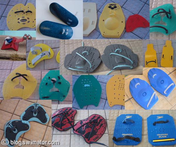Det finnes svært mange varianter av paddles. Men har du god nok teknikk til å bruke dem?