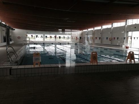 Svømmehallen i Alcudia