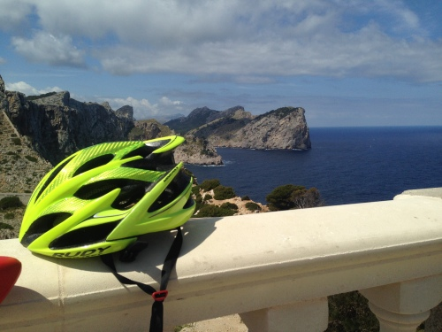 Fra turen vår til Cap de Formentor.
