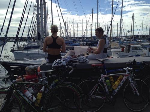 Havnen i puerto mogan