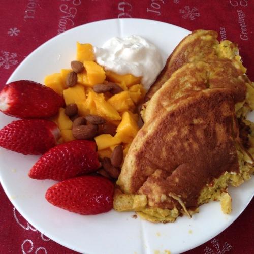 Mye og mettende mat proppfull av næring. Akkurat sånn jeg liker det!