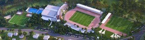 Jeg ser frem til å besøke Gloria Sports Arena!