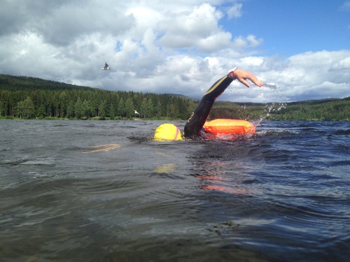 Svøm trygt i åpent vann