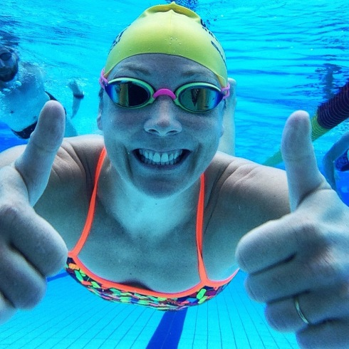 Duggfrie svømmebriller