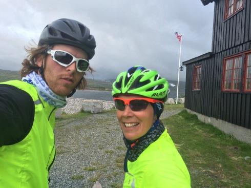 Olav kan alt om sykkel og watt og har vært til stor hjelp i oppkjøringen. Han var også med Jon og meg til Marbella i vinter.